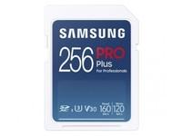 三星Pro Plus SD存储卡(2021)(256GB)
