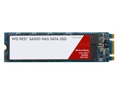 西部数据WD RED SA500 M.2 SATA SSD(500GB)